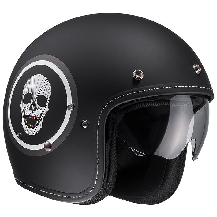 HJH127 FG-70S オープンフェイスヘルメット アポル XL(61-62未満)サイズ HJC