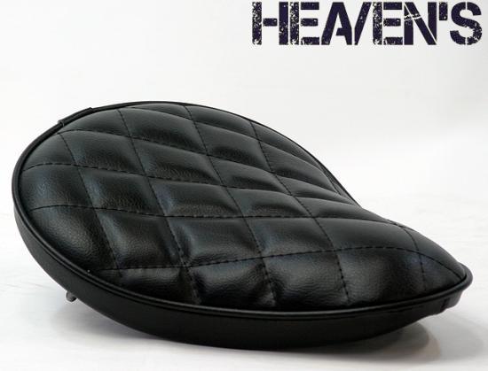 スタンダートフォーム フラットタイプ ダイヤ ブラック ヘブンズシート(HEAVEN'S)