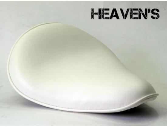 低反発スタンダードフォーム バックサイドアップ スムース アイボリー ヘブンズシート(HEAVEN'S)