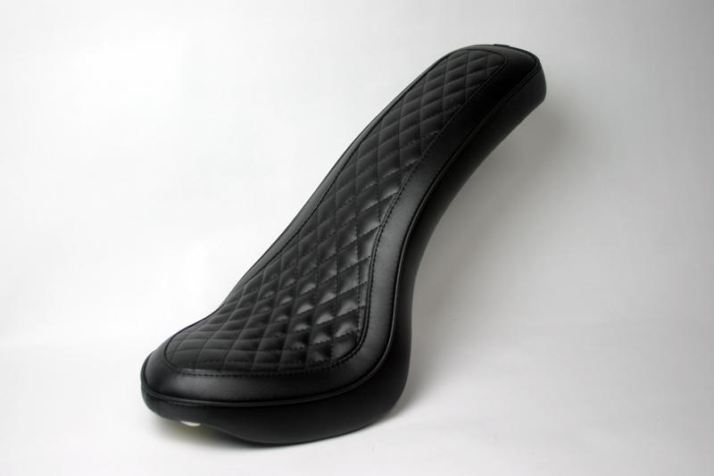マグナ250(V-TWIN MAGNA) クラシックコブラシートダイヤ ブラック ヘブンズシート(HEAVEN'S)