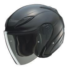 JA2 ブラックメタリック XXサイズ ジェットヘルメット HONDA(ホンダ)