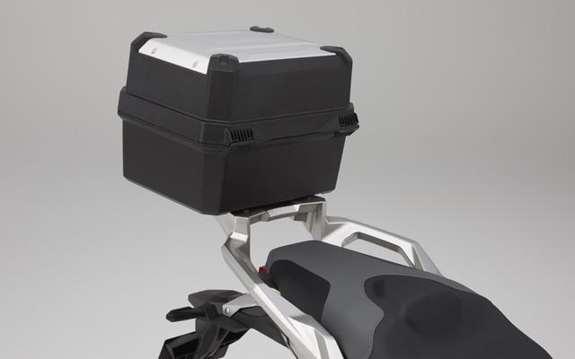 X-ADV トップボックス :ワン・キー・システムタイプ 【ウェーブタイプキー用】 HONDA(ホンダ)