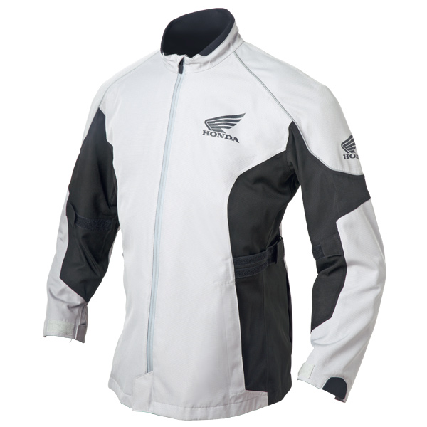 0SYTH-Y3M-W ミドルツアラージャケット プラチナ/ブラック 4Lサイズ HONDA(ホンダ)