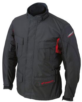 0SYES-X3N-KL CRFミドルジャケット Lサイズ HONDA(ホンダ)