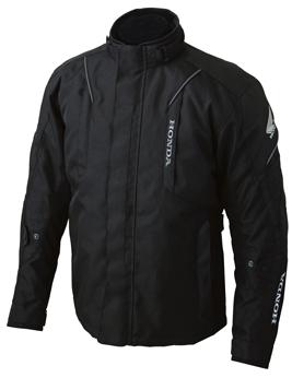0SYES-X3X-KL オールウェザーライディングジャケット (ブラック) Lサイズ HONDA(ホンダ)