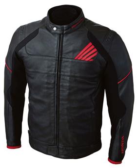 0SYTP-X37-KL ブロンクスレザーオールシーズンジャケット Lサイズ HONDA(ホンダ)