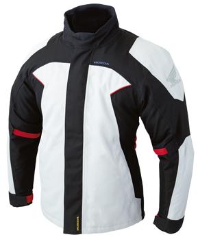 0SYTH-X32-K1 ミドルツアラーウインタージャケット ブラック×プラチナ Lサイズ HONDA(ホンダ)