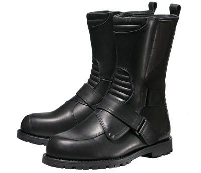 0SYTL-T72-K ミドルブール ブラック 23.5cm HONDA(ホンダ)