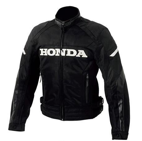 0SYES-13E-K ブラックストームメッシュジャケット ブラック Lサイズ HONDA(ホンダ)