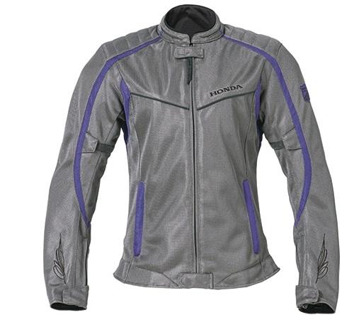 レディースメッシュジャケット チャコール WLサイズ HONDA(ホンダ)