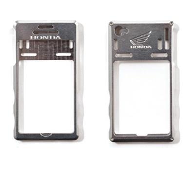 アルミビレットiPhoneカバー A Type EP-R95 シルバー HONDA(ホンダ)