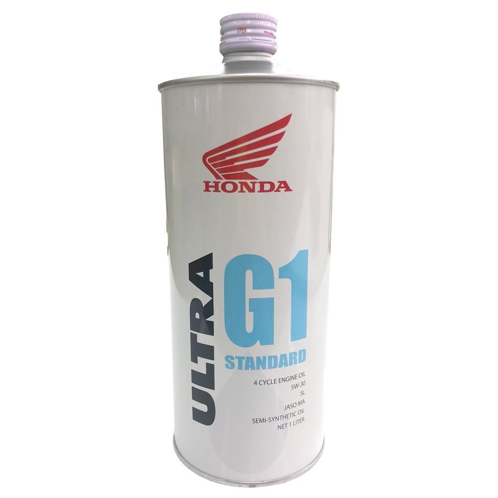 流行のアイテム 在庫有り あす楽対象 ウルトラ G1 5W-30 4サイクルエンジンオイル 1L HONDA ホンダ 1リットル 当店一番人気