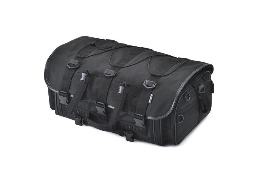 ロングツーリングシートバッグ 42-50L(リットル) IGAYA(イガヤ)