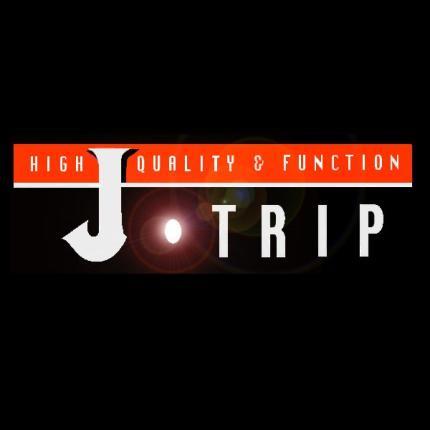 赤右片持ちローラースタンド(本体のみ) Jトリップ(J-TRIP)