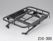 アドレスV125(ADDRESS) スライドキャリア 最大積載量3kg KIJIMA(キジマ)