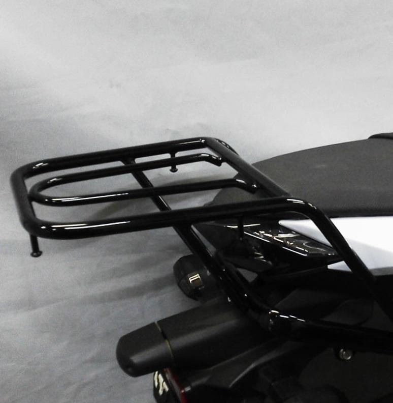 Z250(ER-250C) リアキャリア スチール製 ブラック仕上げ KIJIMA(キジマ)