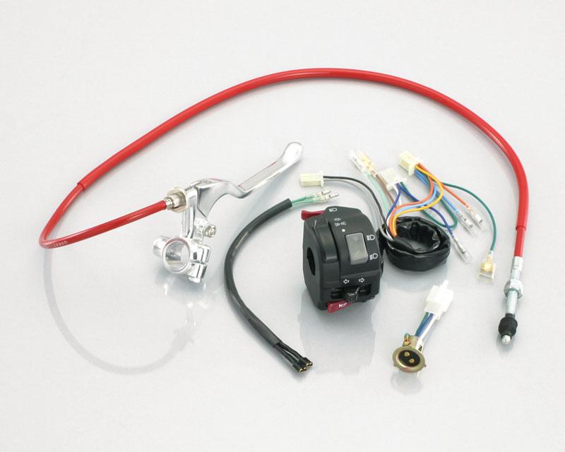 APE100(エイプ)/タイプD ライティングスイッチキット KITACO(キタコ)