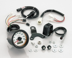ズーマー(ZOOMER)FI車 Φ60電気式スピードメーターキット KITACO(キタコ)