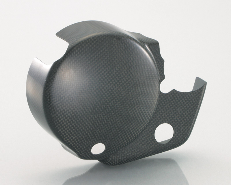 ULTRAクラッチカバープロテクター カーボン KITACO(キタコ)