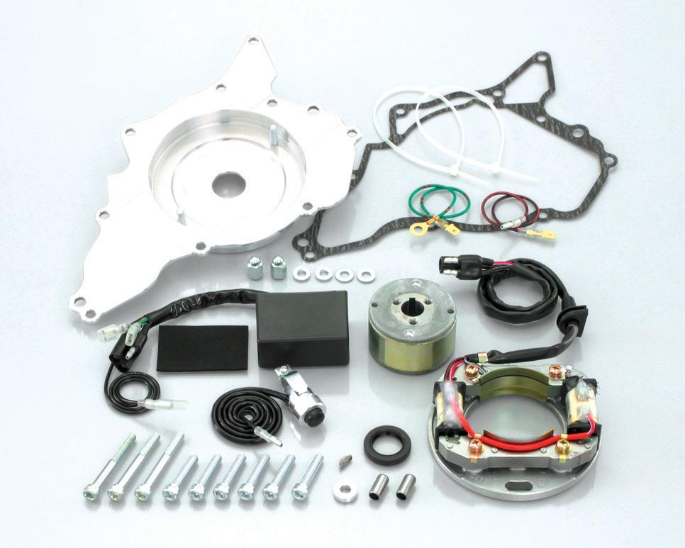 KLX110 インナーローターキット タイプ1 KITACO(キタコ)