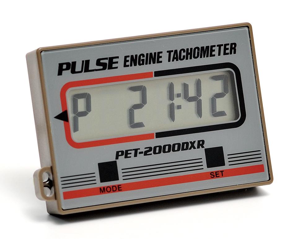 PET-2000DXRエンジンタコメーター KITACO(キタコ)