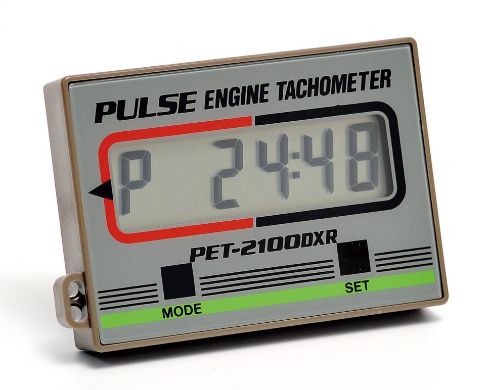PET-2100DXRエンジンタコメーター KITACO(キタコ)