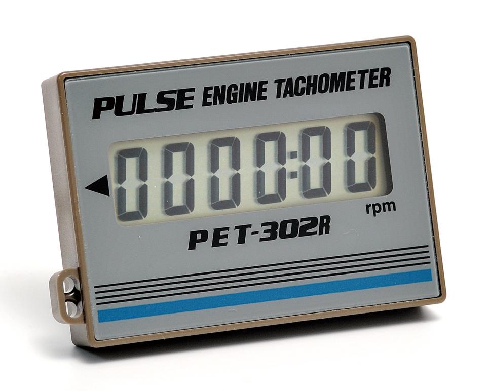 PET-302Rエンジンタコメーター KITACO(キタコ)
