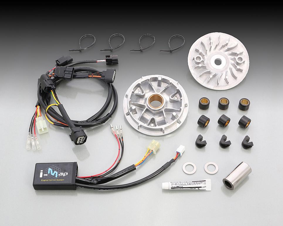 PCX150 パワーパック KITACO(キタコ)