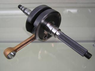 ビーウィズ(BWS100) ロングクランク 51.5mm KN企画