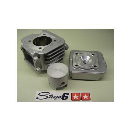 STAGE6 2JA系 70CC 空冷アルミボアアップキット KN企画 エクセル50(EXCEL)