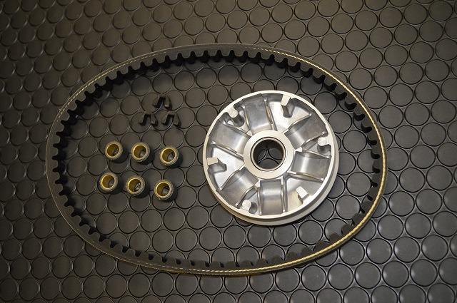 ズーマー/ZOOMER(AF58) CVT補修プーリーベルトキット KN企画:バイク用品・パーツのゼロカスタム