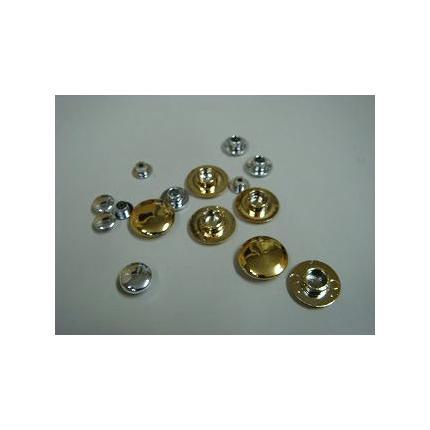 店 ヘックスボルト用 ヘッドキャップ 穴径6mm M8ボルト用 6個入 KN企画 ゴールドメッキ 予約販売品