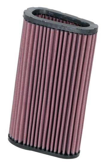 ホーネット600(HORNET)CB600F リプレイスメントエアフィルター K&N(ケイアンドエヌ)