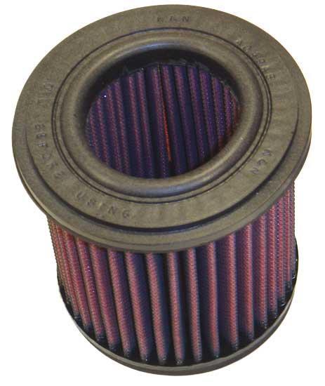 FZR1000(87~88年) リプレイスメントエアフィルター K&N(ケイアンドエヌ)