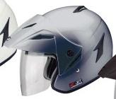 HK-165 01-165 エーラヘルメット シルバー 2XLサイズ コミネ(KOMINE)