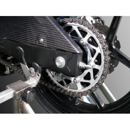 リヤスプロケット K1  for RACE use 44T GPZ500S(87~03年) K-FACTORY(ケイファクトリー)