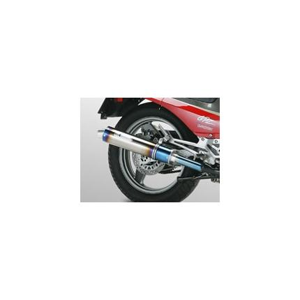 FRC チタン スリップオン 2本出し GPZ900R(A6) K-FACTORY(ケイファクトリー)