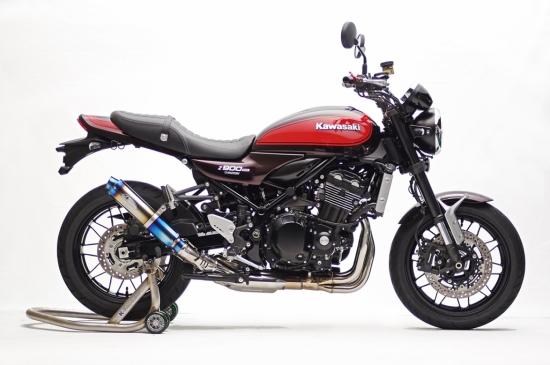 驚きの安さ Z900RS (18年) STPスリップオン/MotoGP ラウンドS/Stage2 JMCA認証 K-FACTORY(ケイファクトリー), キャラクター雑貨CHERICO 716744c9