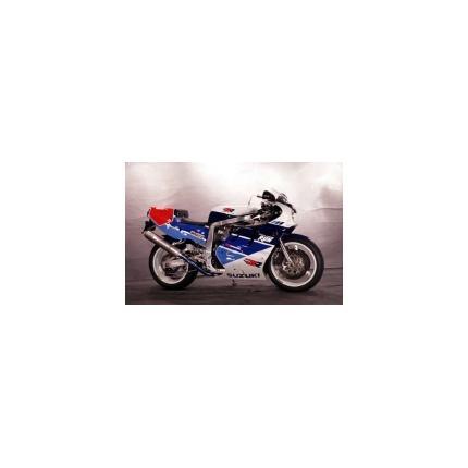 フルエキゾーストマフラー SD GSX-R750(89年)(RK) K-FACTORY(ケイファクトリー)
