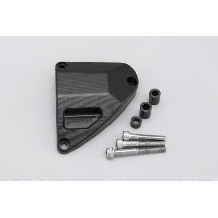 エンジンカバースライダー 左側 ブラック DUCATI Superbike1198 K-FACTORY(ケイファクトリー)