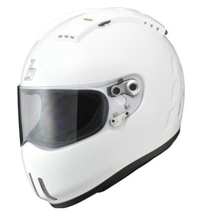 BREEZ DRAGGER2(ドラッガー2) ホワイト L(59-60cm)フルフェイスヘルメット リード工業