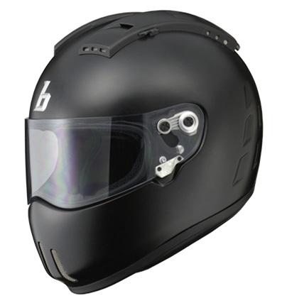 BREEZ DRAGGER2(ドラッガー2)ハーフマットブラック M(57-58cm)フルフェイスヘルメット リード工業