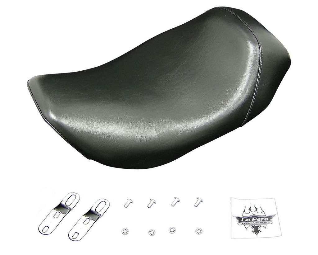 FLHR(ロードキング)02~07年 008731 ベアボーンソロシート LePera(ラペラ)