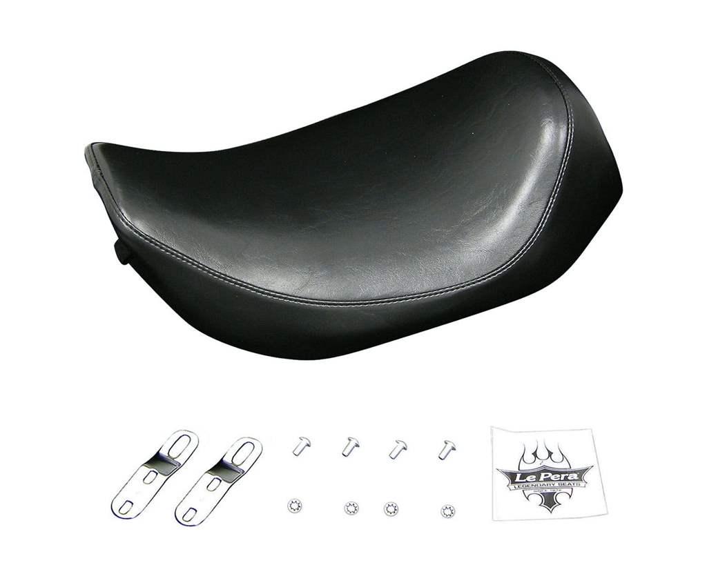 FLHX(ストリートグライド)06~07年 008791 シルエットソロシート LePera(ラペラ)