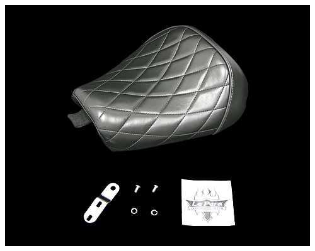 XL1200X/XL1200V 008705 ベアボーンソロシートダイアモンドステッチ LePera(ラペラ)