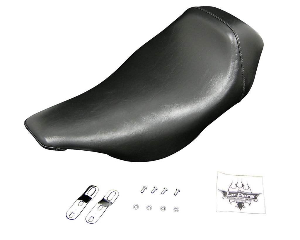 ドレッサー/ロードキング(97~01年) 008727 ベアボーンソロシート LePera(ラペラ)