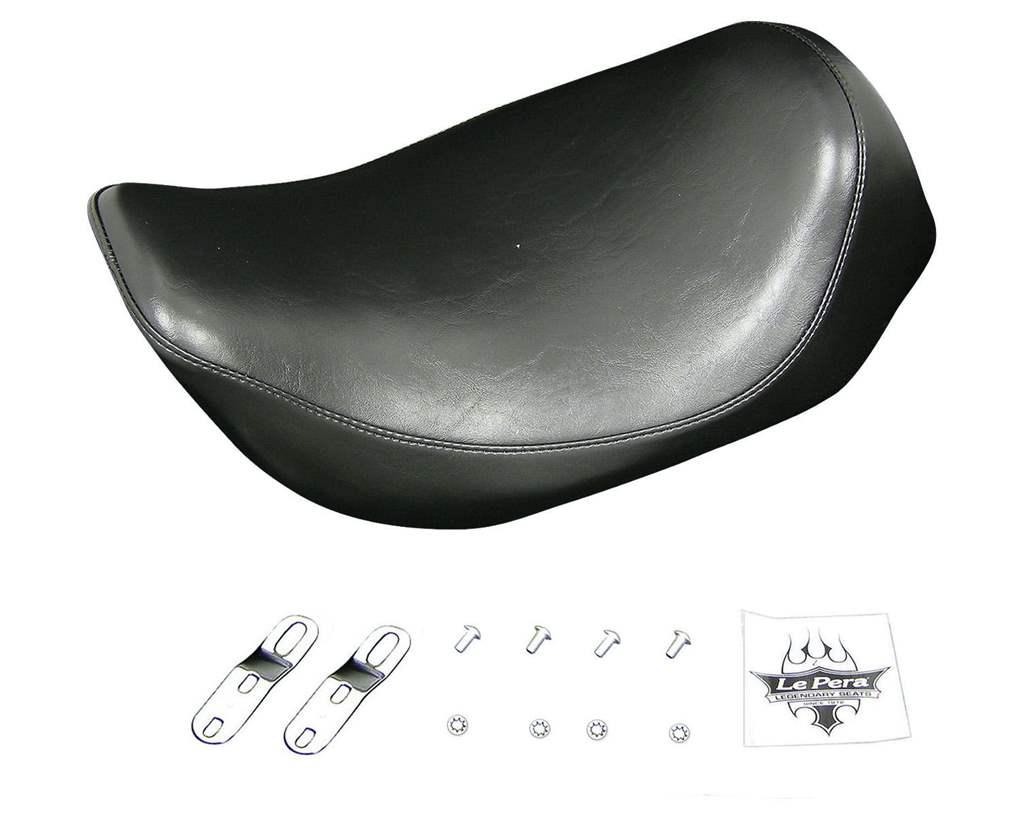 FLHR(ロードキング)97~01年 008786 シルエットソロシート LePera(ラペラ)