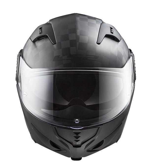 VORTEX ボルテックス ヘルメット カーボン Sサイズ LS2(エルエス2)