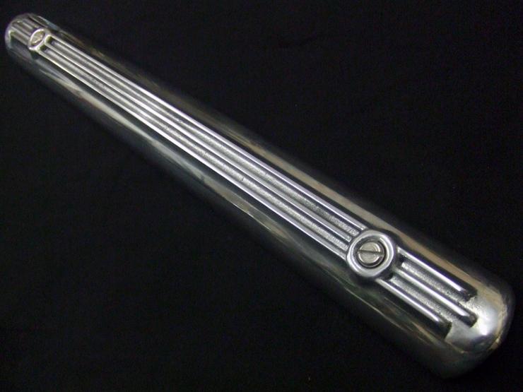 ヒートガード For 45mmパイプ/ Tri Line ロング MOTORROCK(モーターロック)
