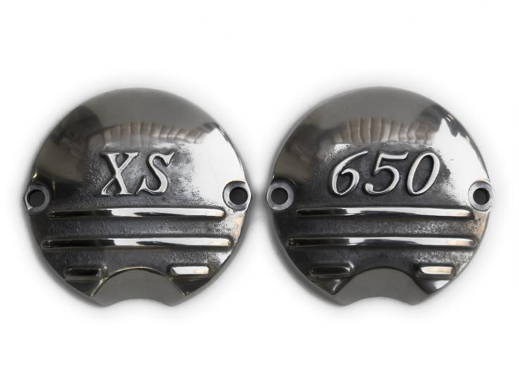 XS650 ポイントカバー 3Fin XS-650 MOTORROCK(モーターロック)